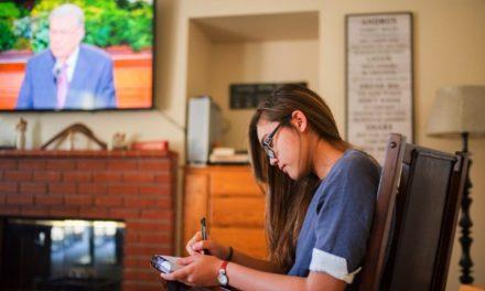 Las reflexiones de una joven con ansiedad sobre la Conferencia General