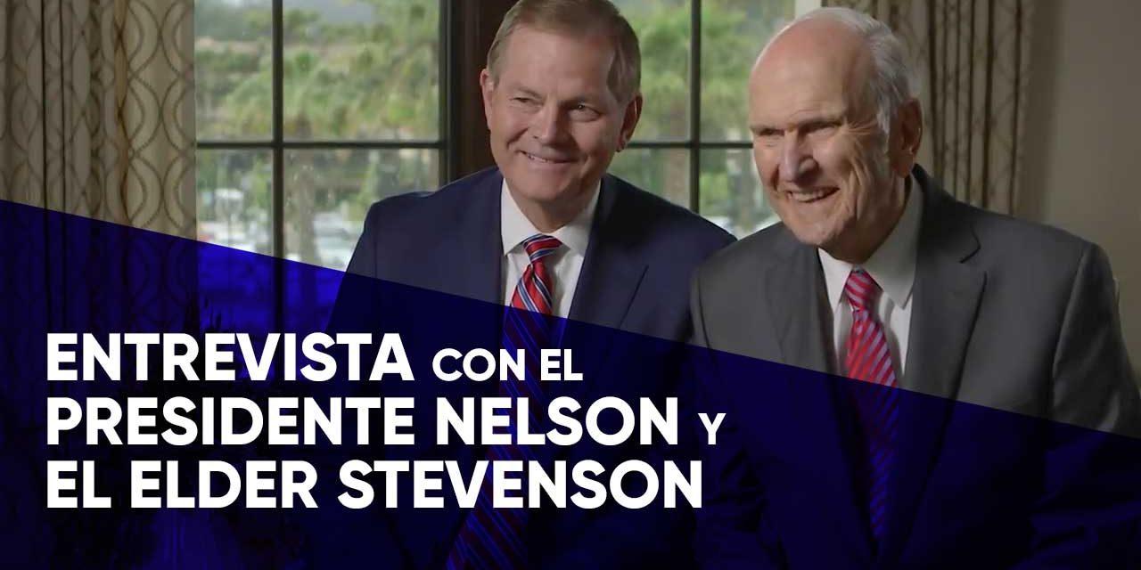 Esto fue lo que dijo el Presidente Nelson de su viaje a Sudamérica