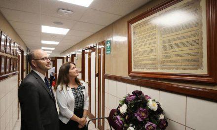 Russell M. Nelson en Sudamérica, aquí un vistazo al CCM de Perú que dedicó hace 20 años