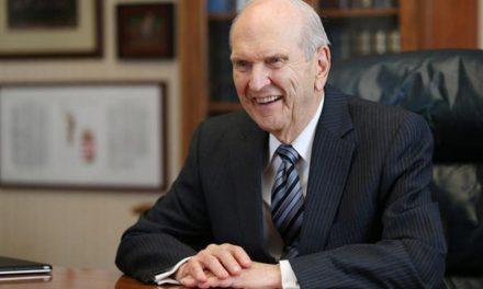 Presidente Nelson: Un mensaje de gratitud y una promesa para las mujeres de la Iglesia en 2019