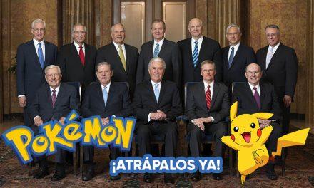 Si las Autoridades Generales fueran Pokémones