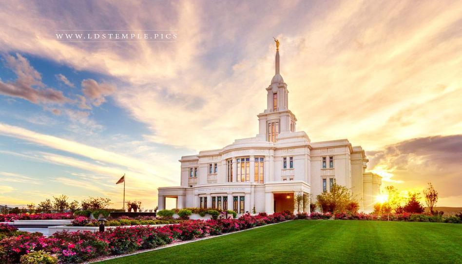 adoración en el templo
