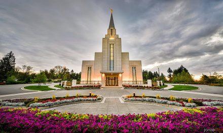 Se cierra el Templo de Vancouver, Columbia Británica debido al coronavirus