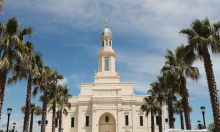 Esta es la Oración Dedicatoria del Templo de Concepción Chile