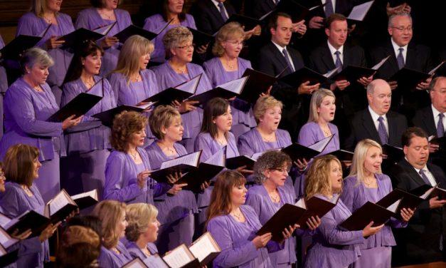 Este es el nuevo nombre del Coro del Tabernáculo Mormón y por qué lo cambiaron