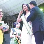 certamen de belleza en Ecuador