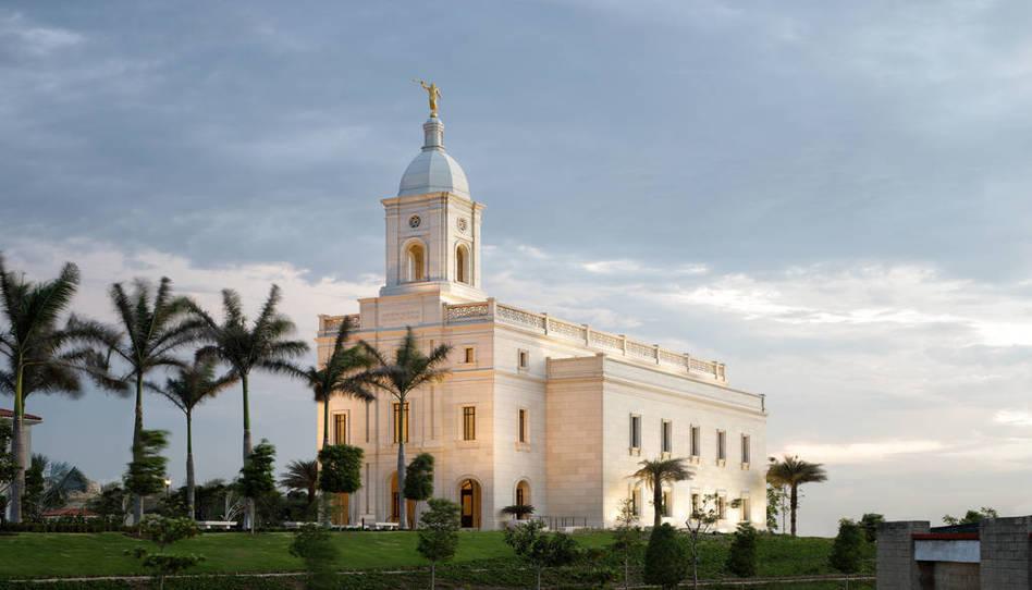 Lea la Oración dedicatoria del Templo de Barranquilla, Colombia