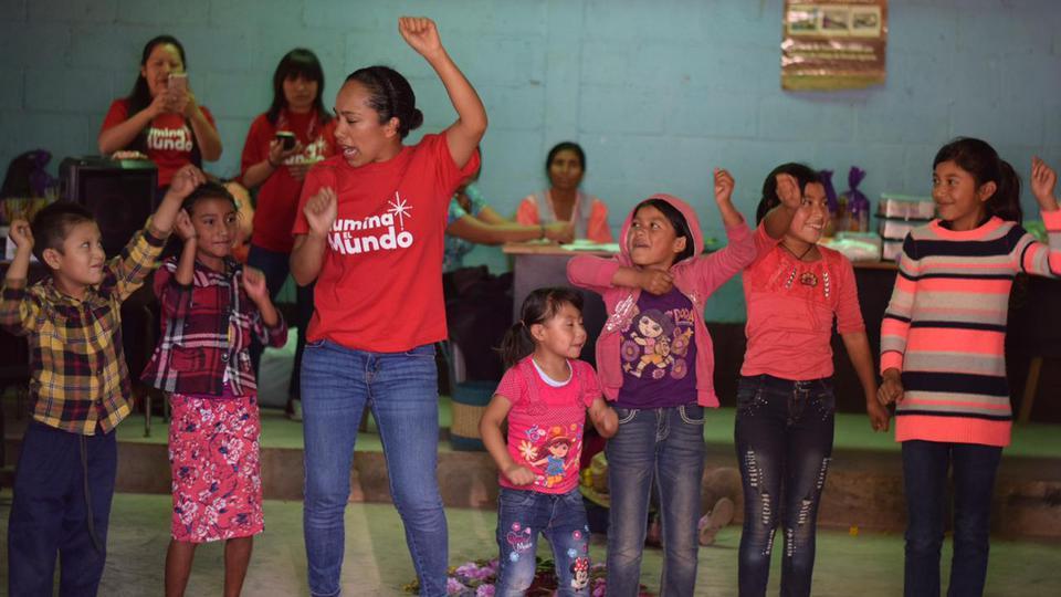 Ilumina el Mundo en Latinoamerica