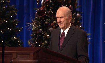 Una historia de navidad compartida por el Presidente Nelson que enternecedora tu corazón