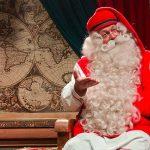 Papa Noel y Jesucristo