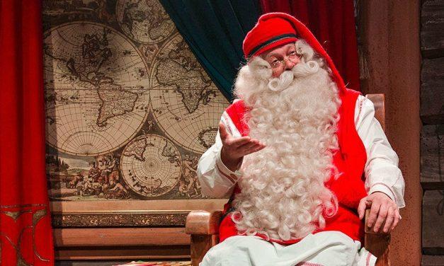 Vídeo: Esto fue lo que le dijo en una carta Papá Noel a Jesucristo