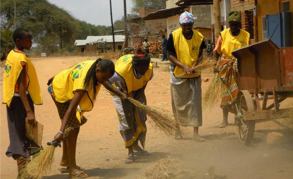 La Iglesia cristiana con más voluntarios en el mundo