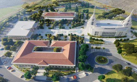 El Templo de Italia ya despierta el interés en Roma, y eso es bueno