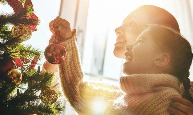 Así celebran Navidad las familias de La Iglesia de Jesucristo