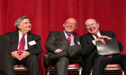 Líderes judíos y Santos de los Últimos Días construyen lazos de fe y encuentran puntos en común sobre la doctrina, en Nueva York