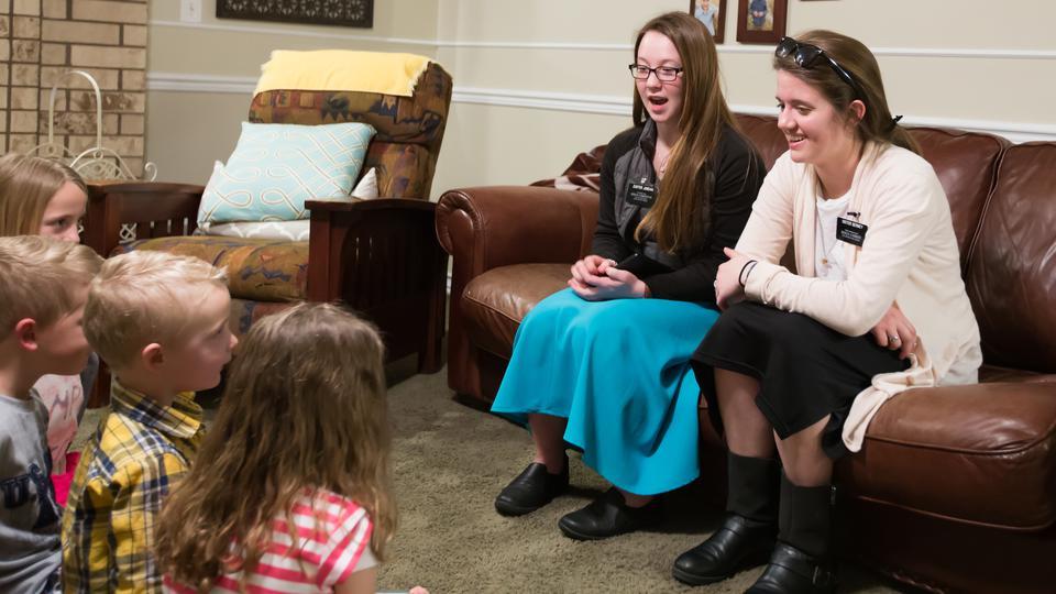 vestimenta hermanas misioneras