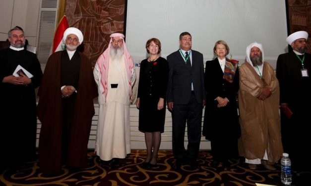 Líderes de la Iglesia discuten sobre la violencia religiosa y el apoyo de la Iglesia a los yazidíes en la Conferencia de Bagdad