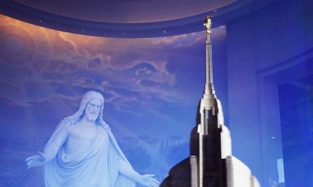 """Elder Massimo De Feo: """"Bienvenidos al Templo del Señor en Roma"""""""