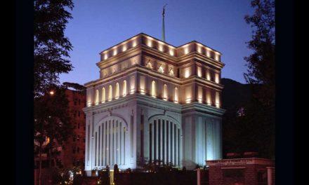 La iglesia de Jesucristo cerrará el Templo de Hong Kong, China por renovaciones