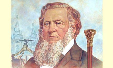 10 citas increíbles del muy criticado Brigham Young