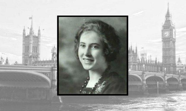 La inspiradora historia de conversión de una espía de guerra británica