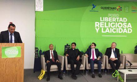 La Iglesia de Jesucristo participa de foro Interreligioso en México