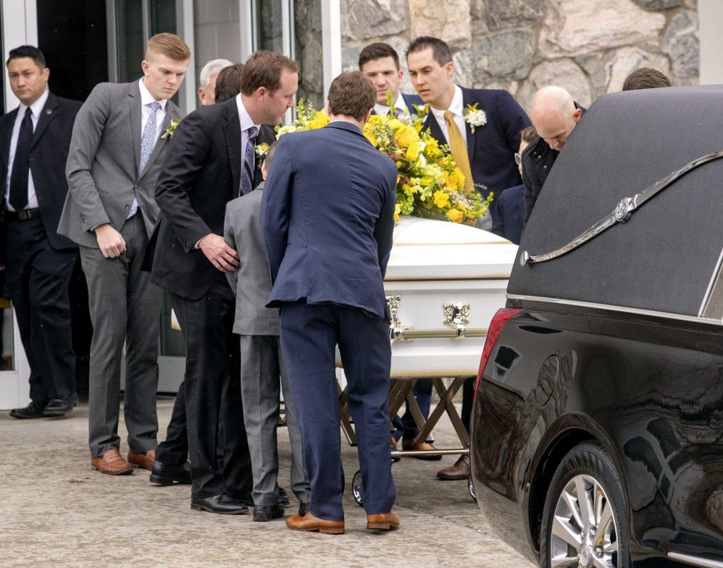 presidente Nelson funeral hija