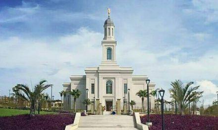 Se anuncia fecha para la dedicación del Templo de Fortaleza, Brasil