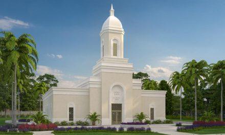 Así será el hermoso Templo de San Juan, Puerto Rico