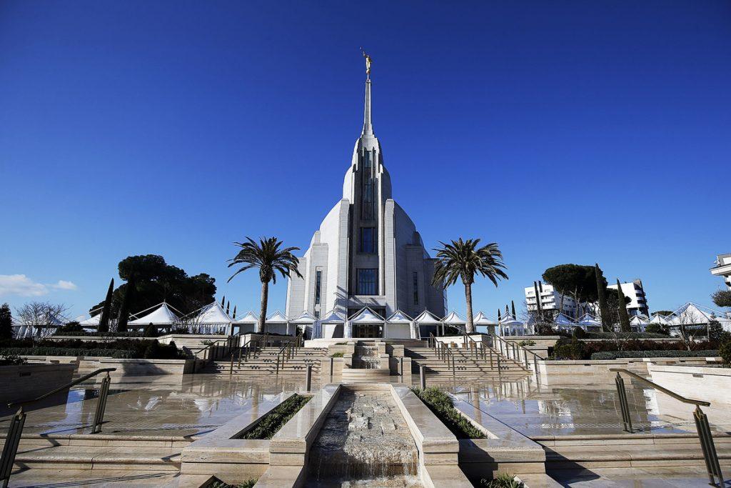 templo mormon de roma