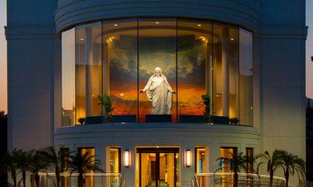 El Centro de Visitantes del Templo de São Paulo, Brasil es dedicado y abre sus puertas al público