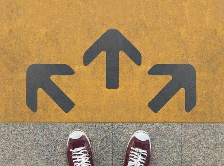 flechas direcciones
