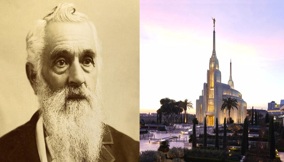 La historia de La Iglesia de Jesucristo en Italia