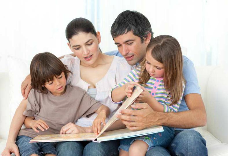 familia y testimonio