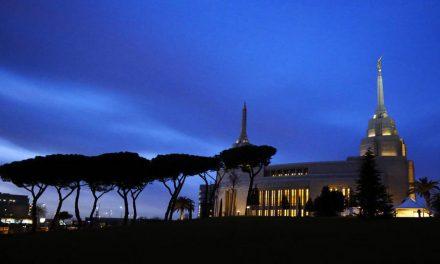 """De un garaje a un templo: El templo de Roma es un """"milagro"""", una señal de un futuro brillante en Italia"""