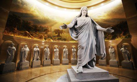 El Centro de Visitantes del Templo de Roma Italia: Un lugar de aprendizaje, paz y reflexión