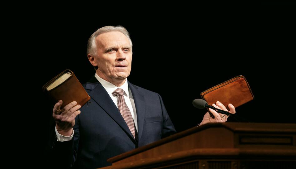 Qué hacer con tus preguntas, según una Autoridad General, que es experto en materiales antagónicos a la Iglesia