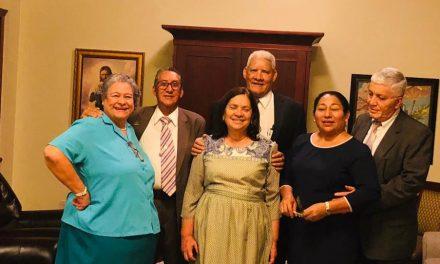 Fallece el presidente del Templo de Honduras