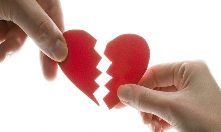 ¿Por qué a menudo lo más importante que debemos hacer es lo más difícil cuando alguien rompe nuestros corazones?