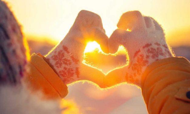 La mejor manera de sanar un corazón roto es usarlo