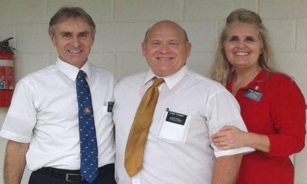 Atando cabos: Cómo un converso Santo de los Últimos Días llegó a ser el presidente de misión del misionero que le enseñó el Evangelio