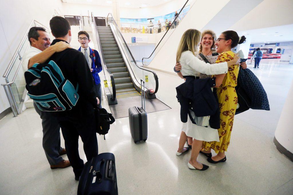 misioneros llamar familias