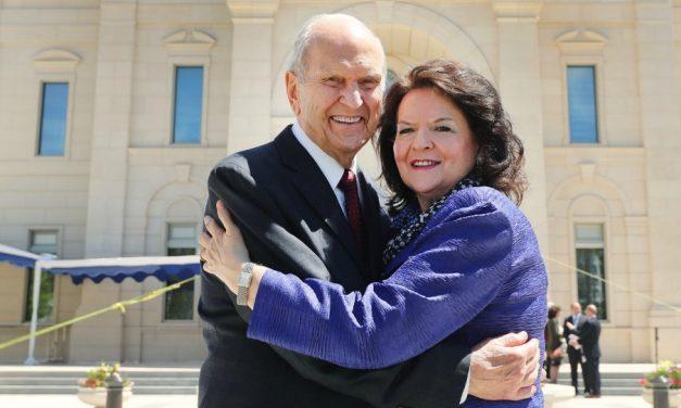 'La fuente de alegría de mi vida': 15 de las citas más dulces del Presidente Nelson y los apóstoles sobre sus esposas