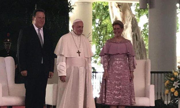 La Iglesia de Jesucristo participa de importante reunión con el Papa Francisco
