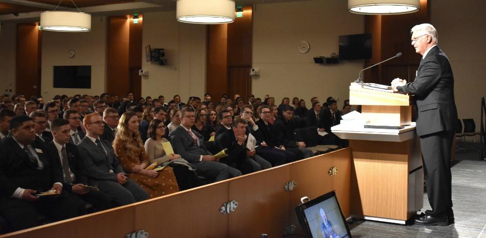 """Porqué los Presidentes y Gerentes del CCM tienen un """"buen comienzo"""" después del Seminario de Liderazgo 2019"""