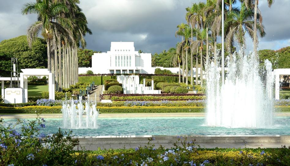 Templo de Laie, Hawai