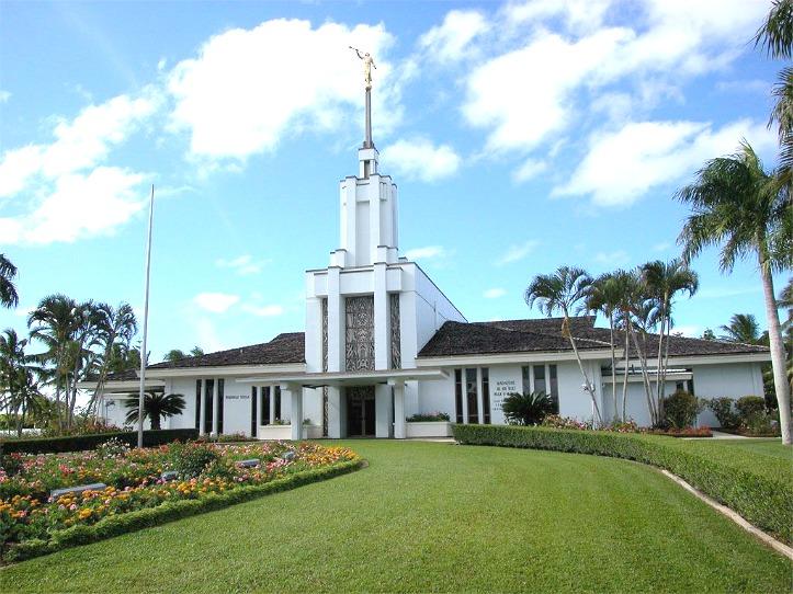 Templo de Nuku'alofa