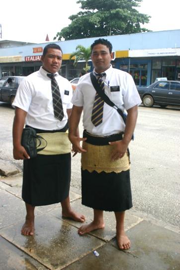 Tonga y el evangelio