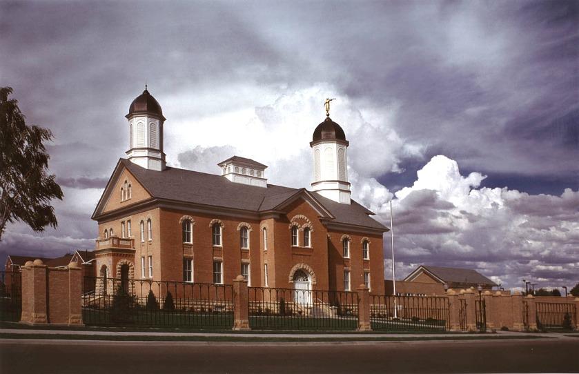 Templo de Vernal, Utah