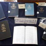 Libro de Mormón en el Museo